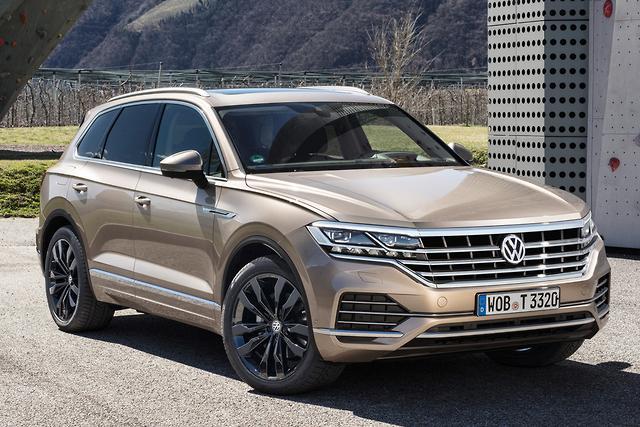 Volkswagen Touareg 2019 Review Motoring Com Au