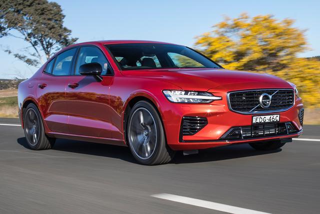 Volvo S60 2019 Review – Australia - motoring com au