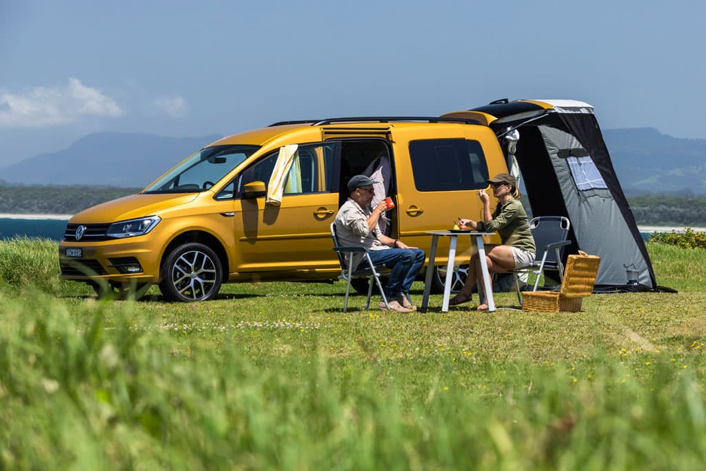 volkswagen caddy beach from 46 990 driveaway motoring. Black Bedroom Furniture Sets. Home Design Ideas