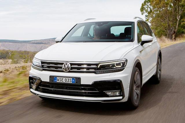 Recall wrap: Fire risk strikes almost 10,000 VW Tiguan SUVs