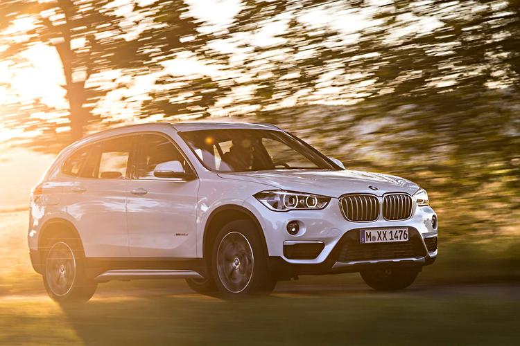 New Cheaper X1 SDrive18i Entry Model Boosts BMW Small SUV Line Up