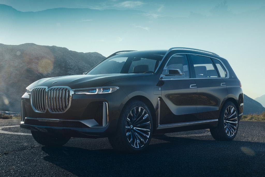 X8 Bmw >> Bmw Plotting Large Luxurious X8 Suv Coupe Motoring Com Au