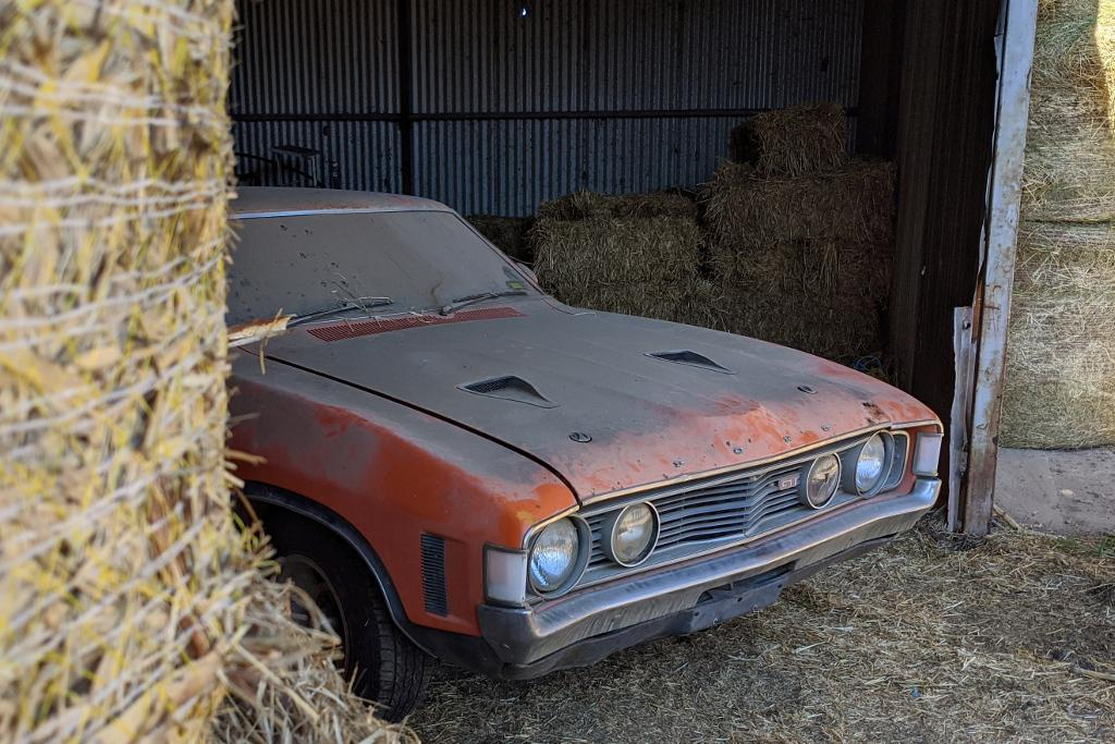Ford Falcon Xa Gt Rpo Chicken Coupe Fetches Record Price Motoring Com Au