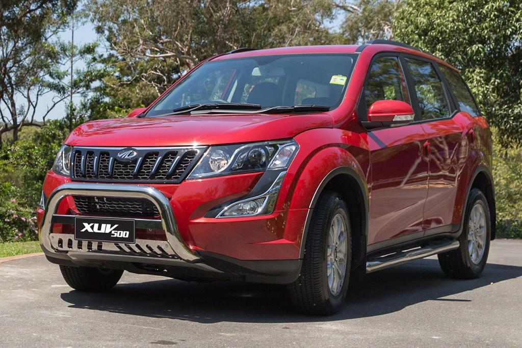 Fresh Mahindra Xuv500 Launched Motoring Com Au