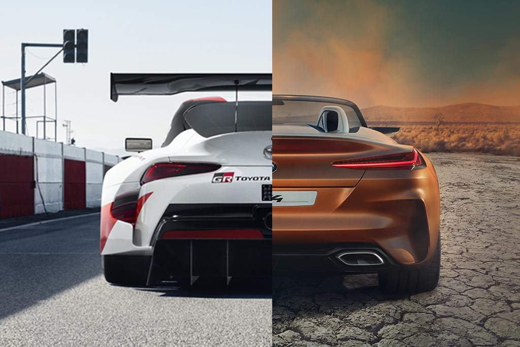 Toyota Supra V Bmw Z4 What S Different Motoring Com Au